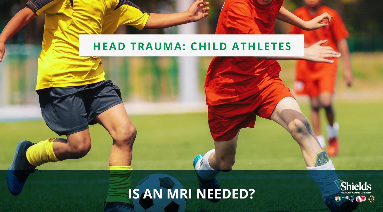 5.21 Head Trauma Child Athlete