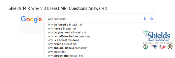Copy of Breast MRI FAQs