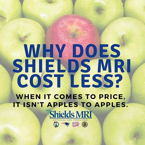 why does shields mri cost less_