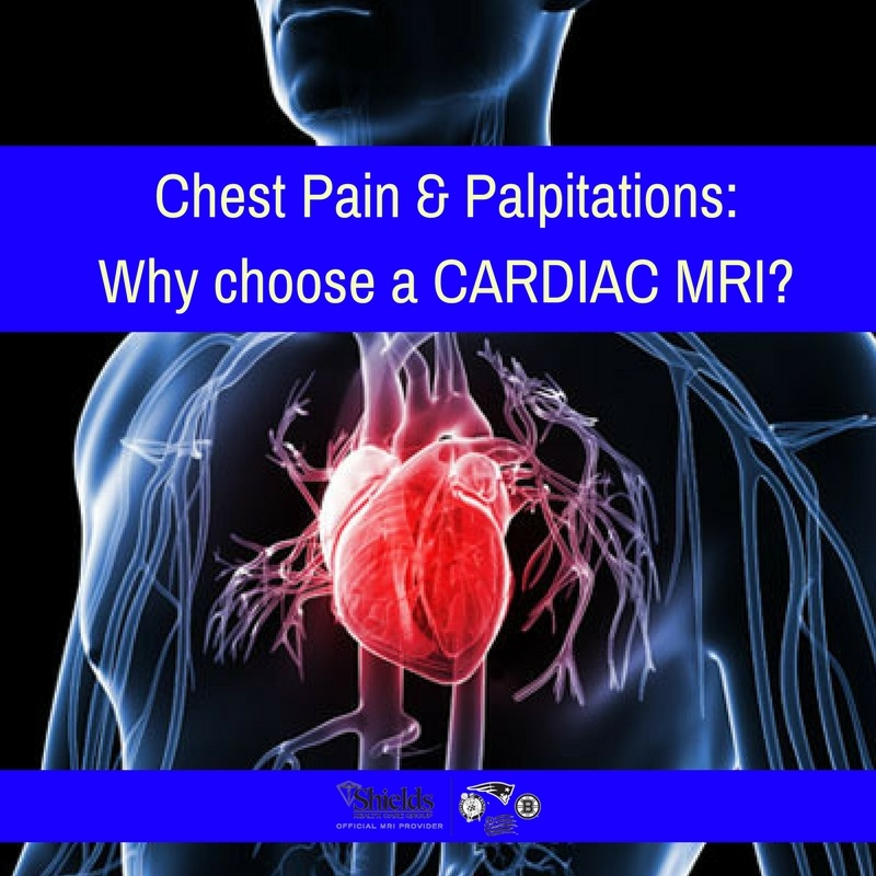 Chest pain & palpitations: why this doctor recommended a cardiac MRI.
